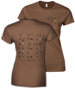Official EJC 2015 T-Shirt Women