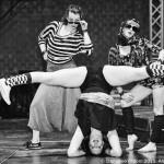 Circuscentrum - Toonmoment Passe-Pieds